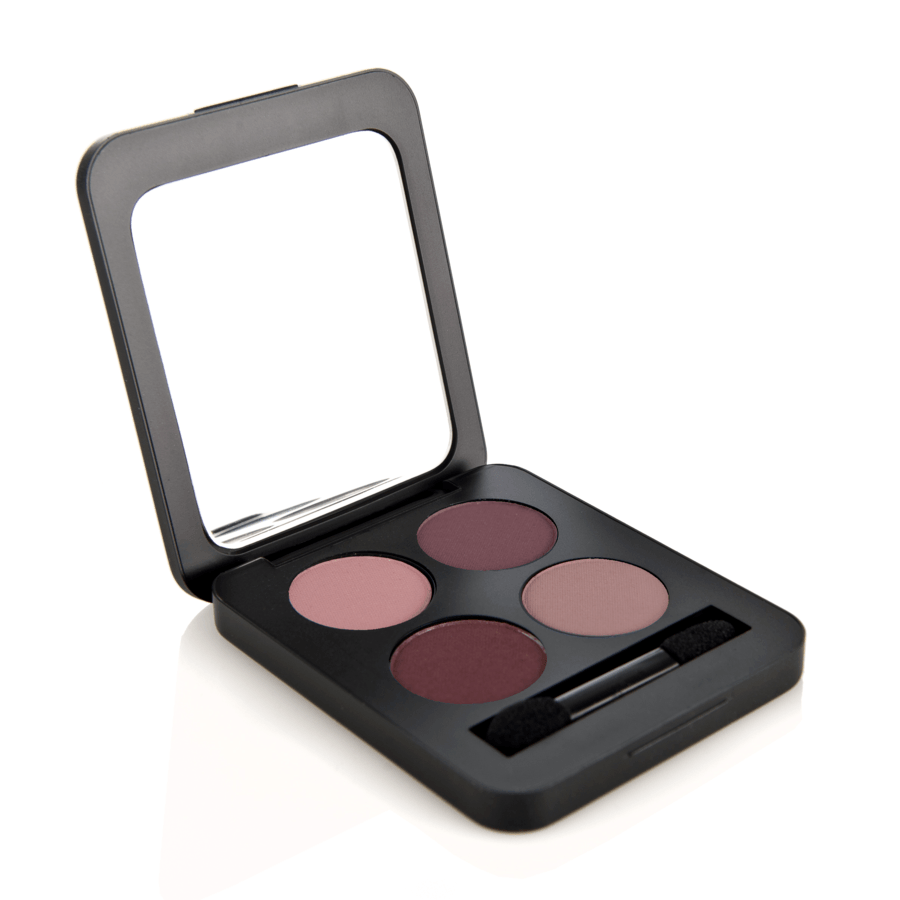 Youngblood Pressed Mineral Eyeshadow Quad Vintage 4g