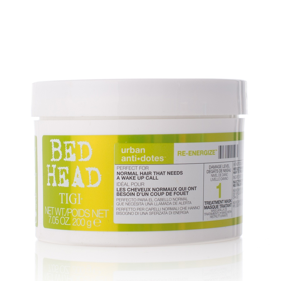 Tigi Bed Head Re-Energize Treatment Mask 200g
