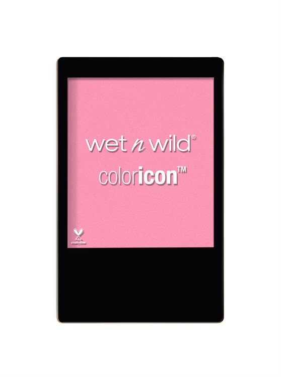 Wet`n Wild ColorIcon Blusher Fantastic Plastic Pink E3292