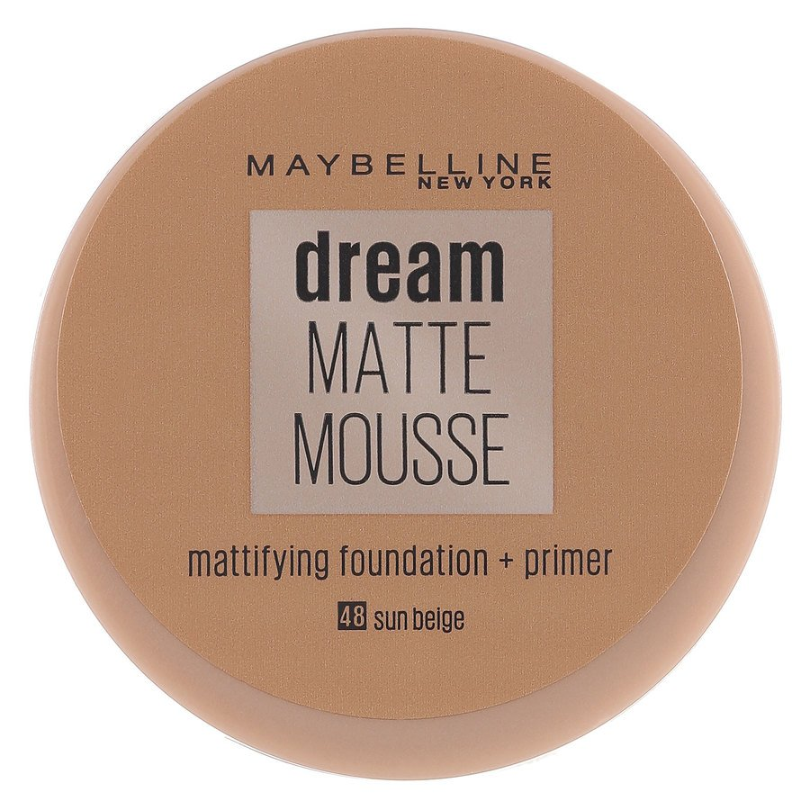 Maybelline Dream Matte Mousse  048 Sun Beige 18ml