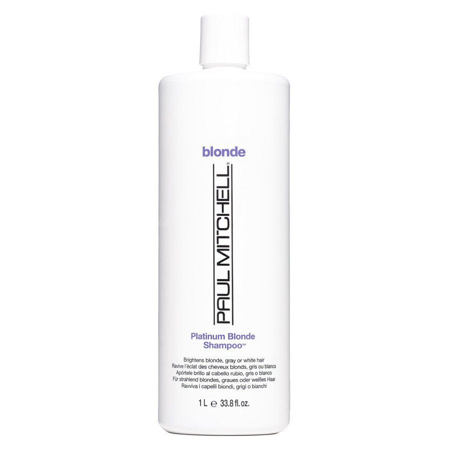 Paul Mitchell Color Care Platinum Blonde shampoo 1000ml