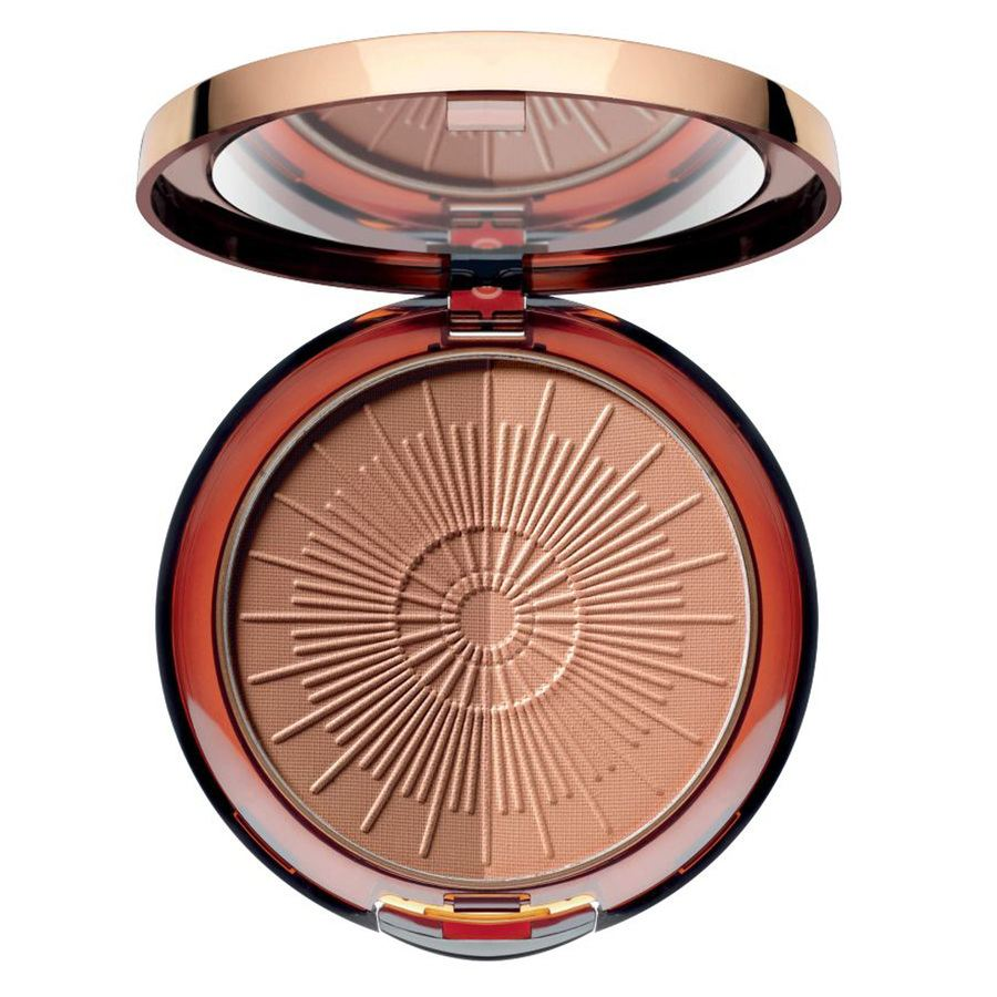 Artdeco Bronzing Powder Long Lasting Compact #50 Almond