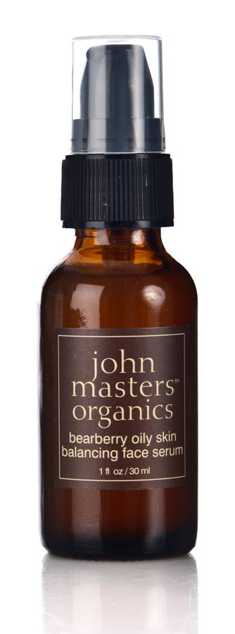 John Masters Organics Bearberry Oily Skin Balancing Face Serum 30ml