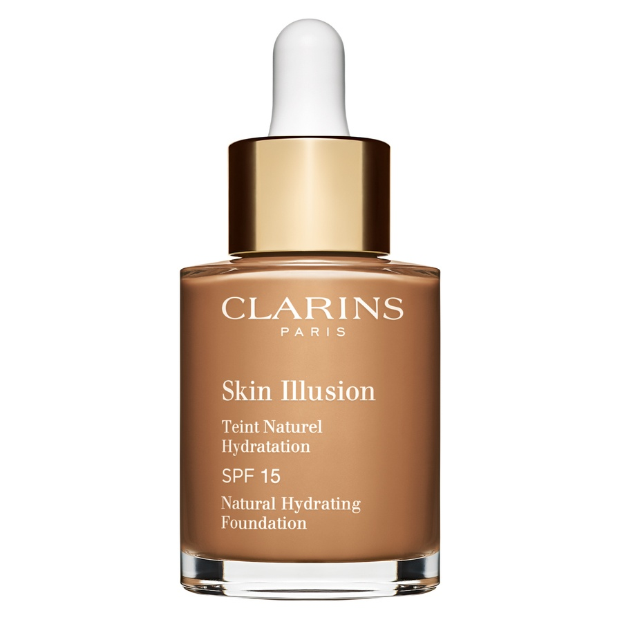 Clarins Skin Illusion Foundation 114 Cappuccino 30ml