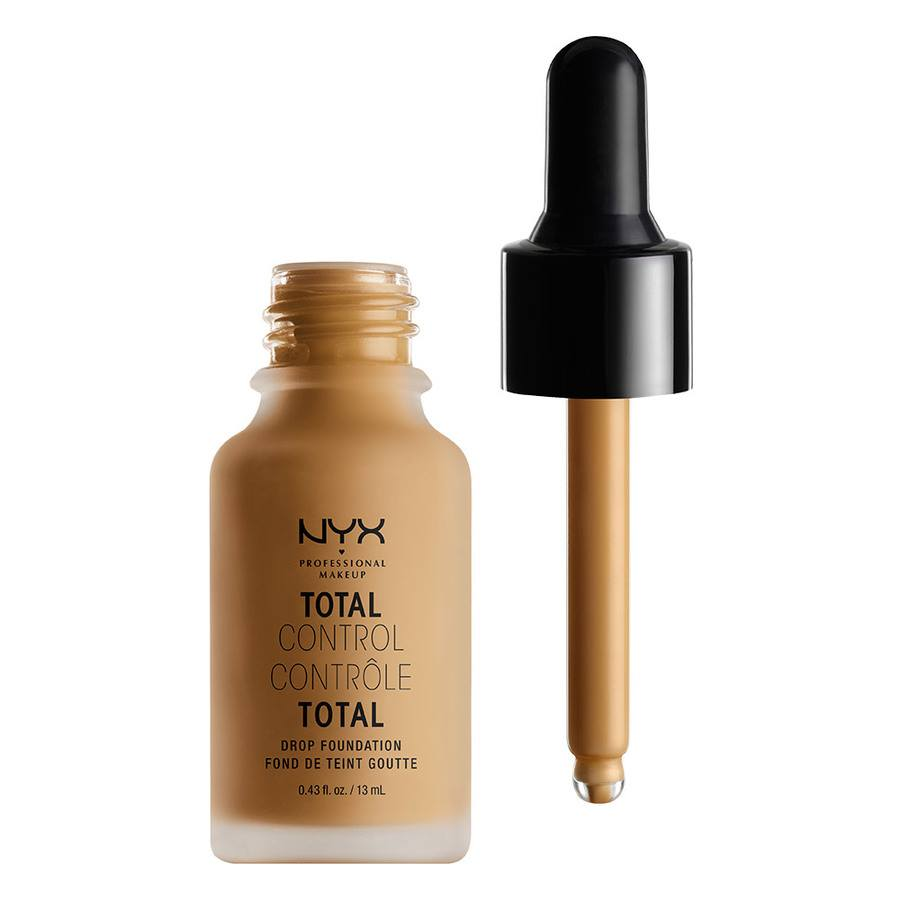 NYX Prof. Makeup Total Control Drop Foundation Golden Honey DF14 13ml