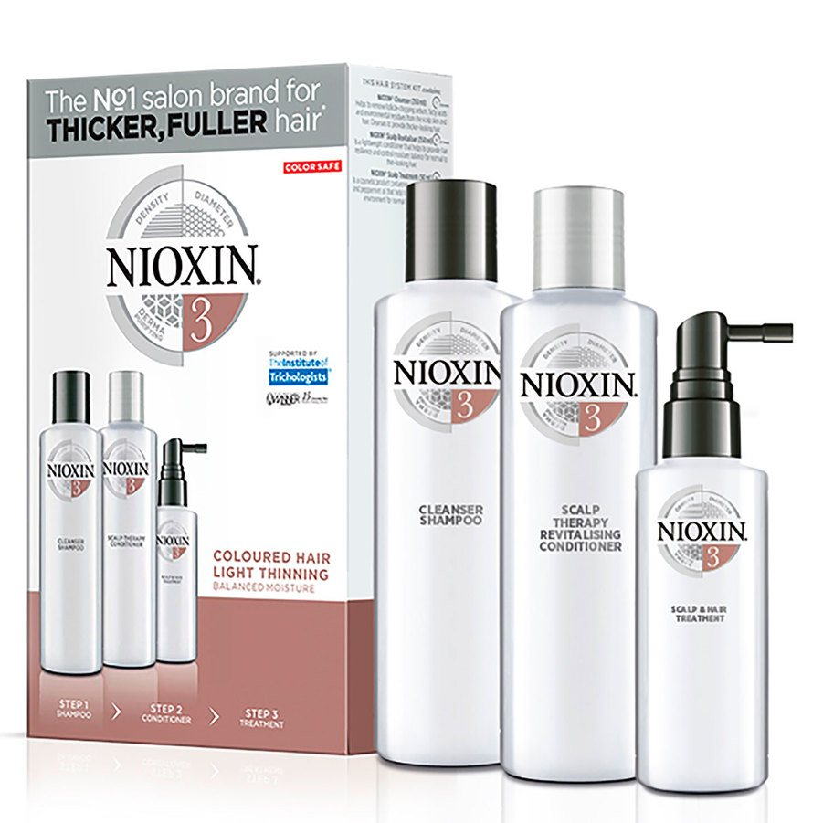 Nioxin System 3 Trial Kit