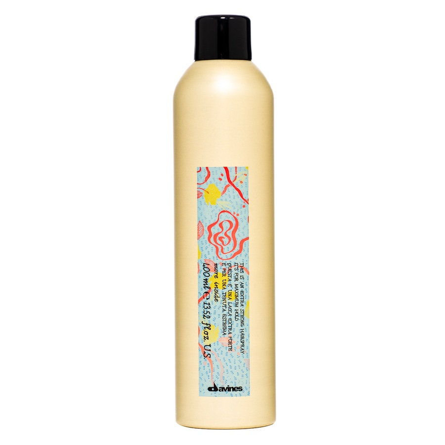 Davines More Inside Hair Spray Extra Strong Hold 400 ml
