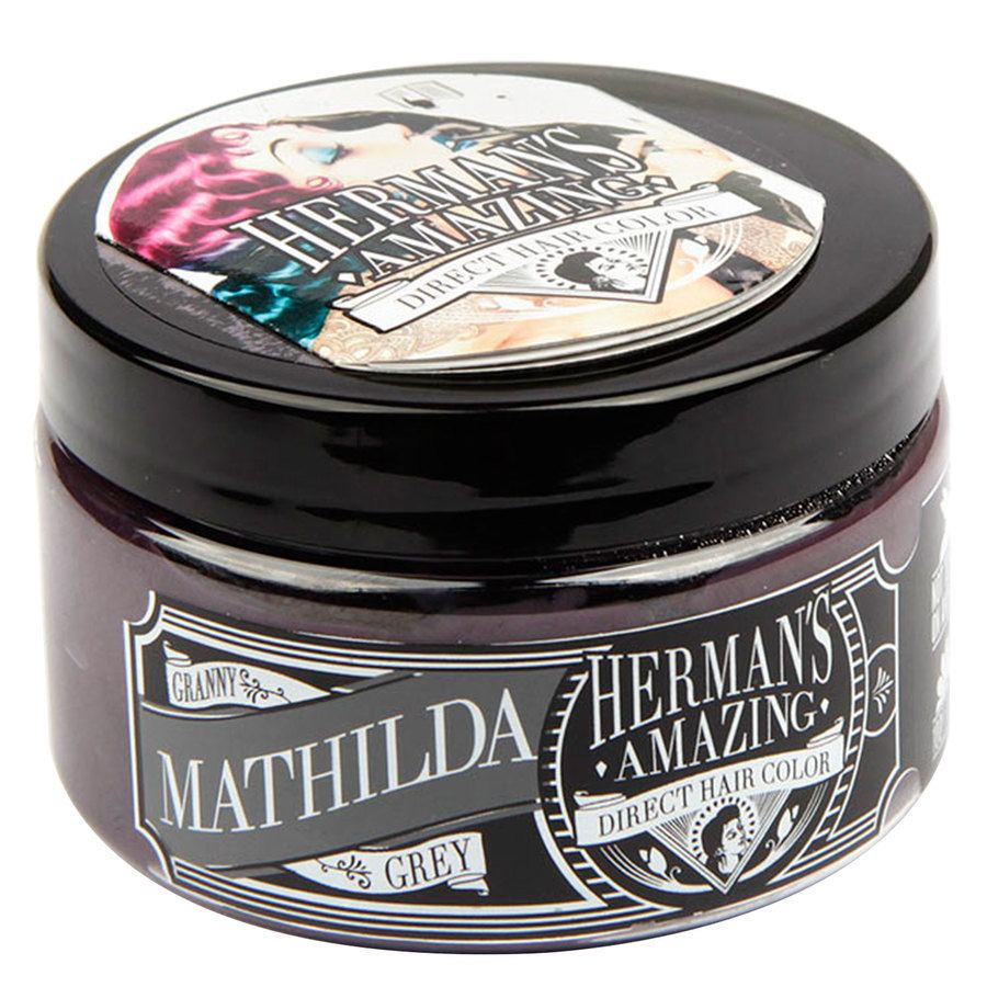 Herman's Amazing Direct Hair Color Mathilda Granny Grey 115 ml