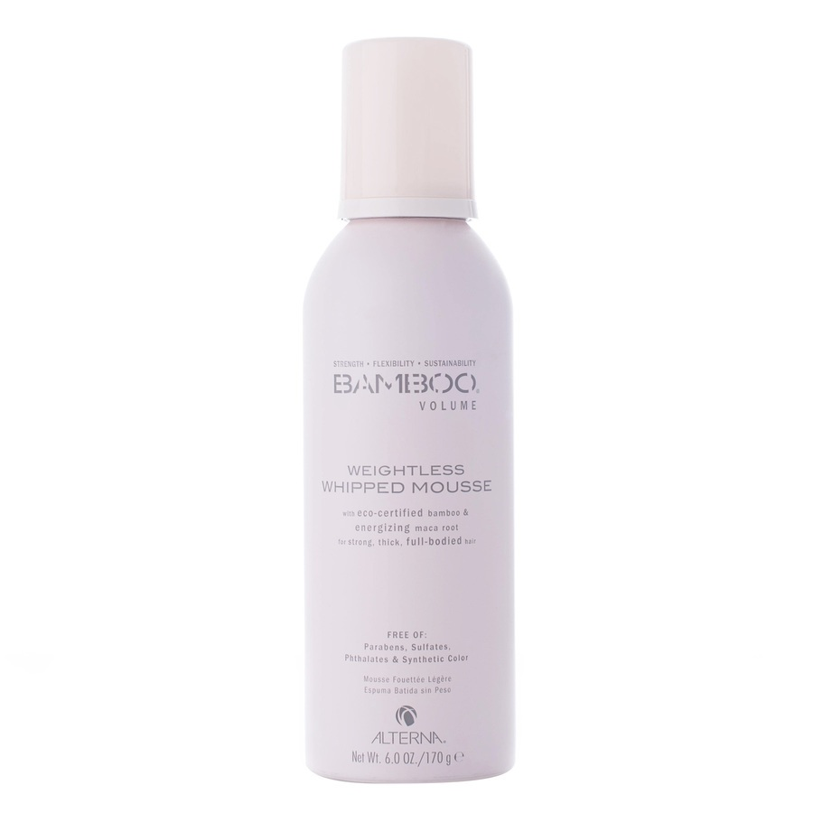 Alterna Bamboo Volume Weightless Whipped Mousse 150ml