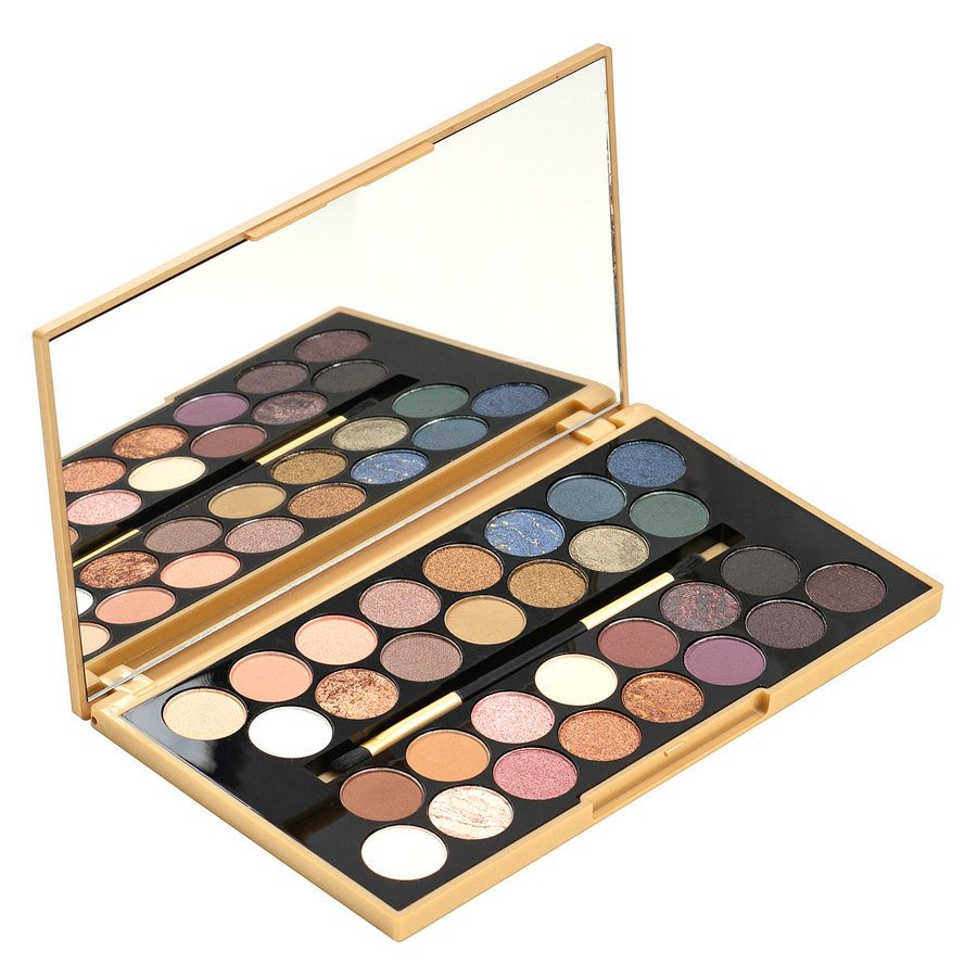 Makeup Revolution Fortune Favours The Brave 30 Eyeshadow 16g
