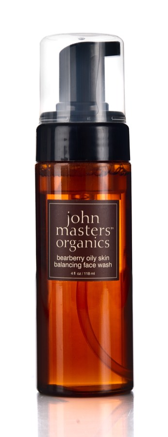 John Masters Organics Bearberry Oily Skin Balancing Face wash 118ml
