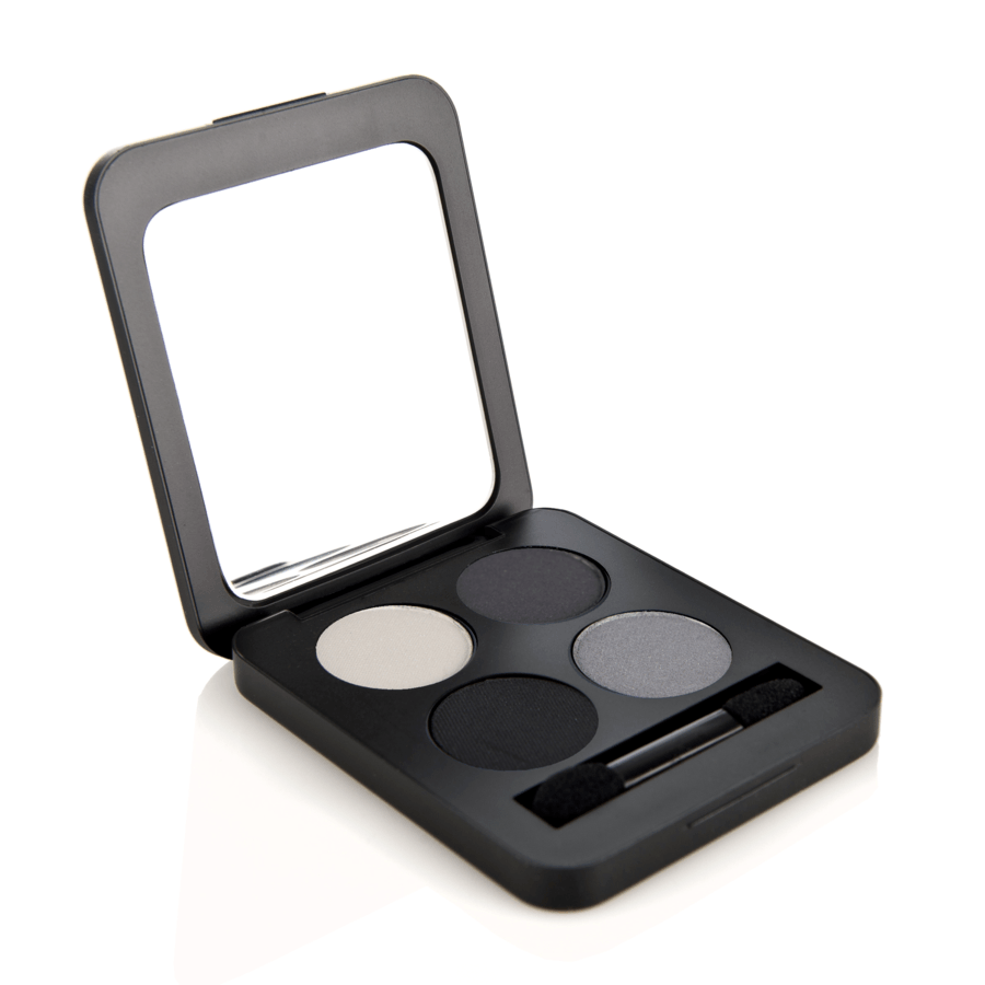 Youngblood Pressed Mineral Eyeshadow Quad Starlet 4g