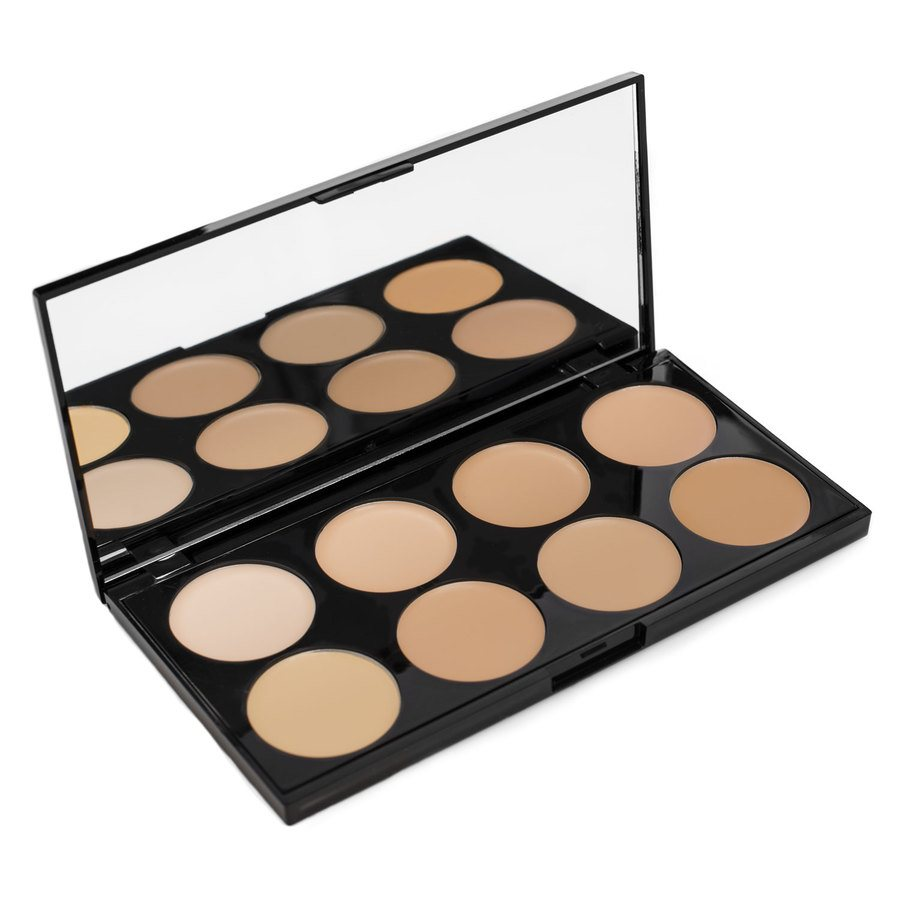 Makeup Revolution Ultra Cover and Concealer Palette Light