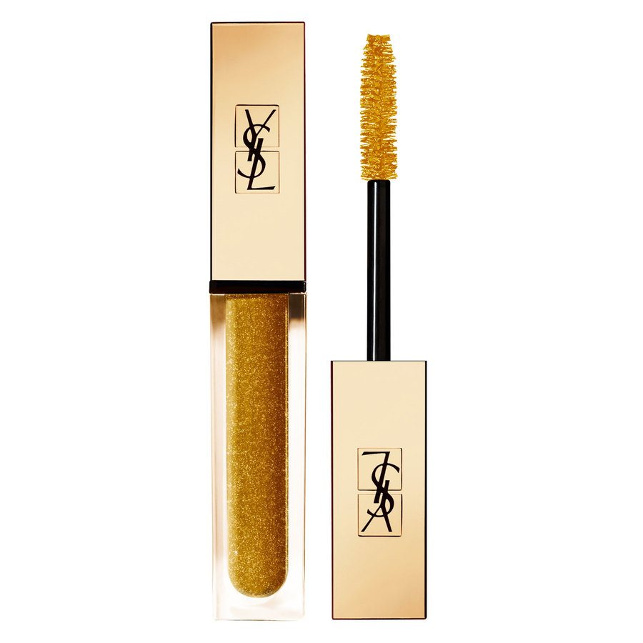 Yves Saint Laurent Vinyl Couture Mascara #8 Gold Top Coat