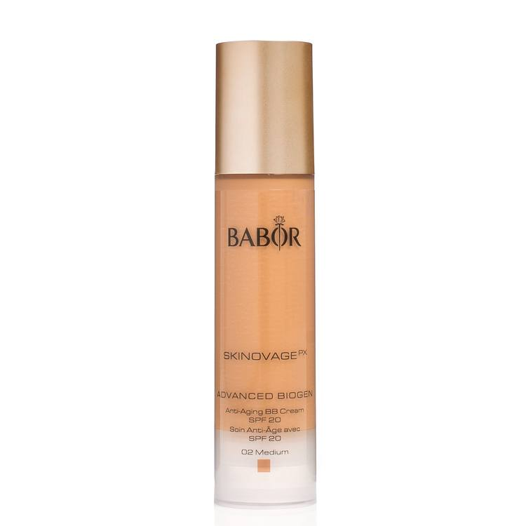 Babor Advanced Biogen Anti-Aging BB Cream 02 Medium Spf 20 50ml