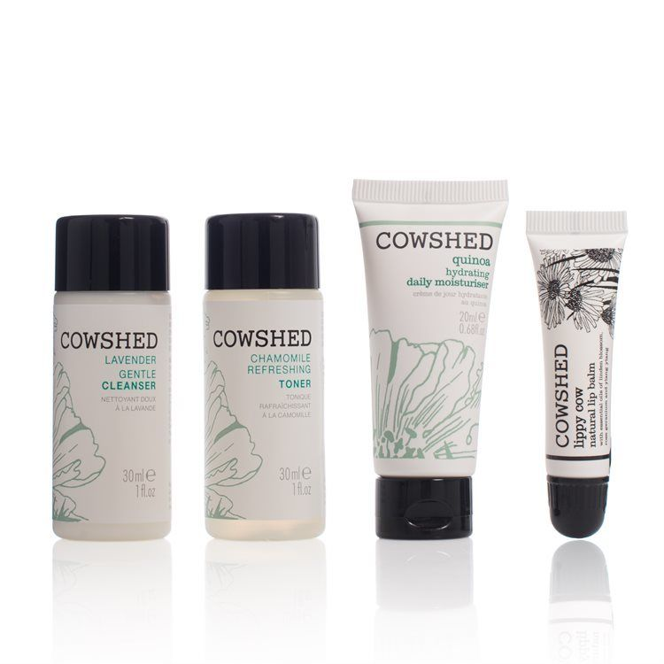 Cowshed Essential Starter Kit 4 Dele