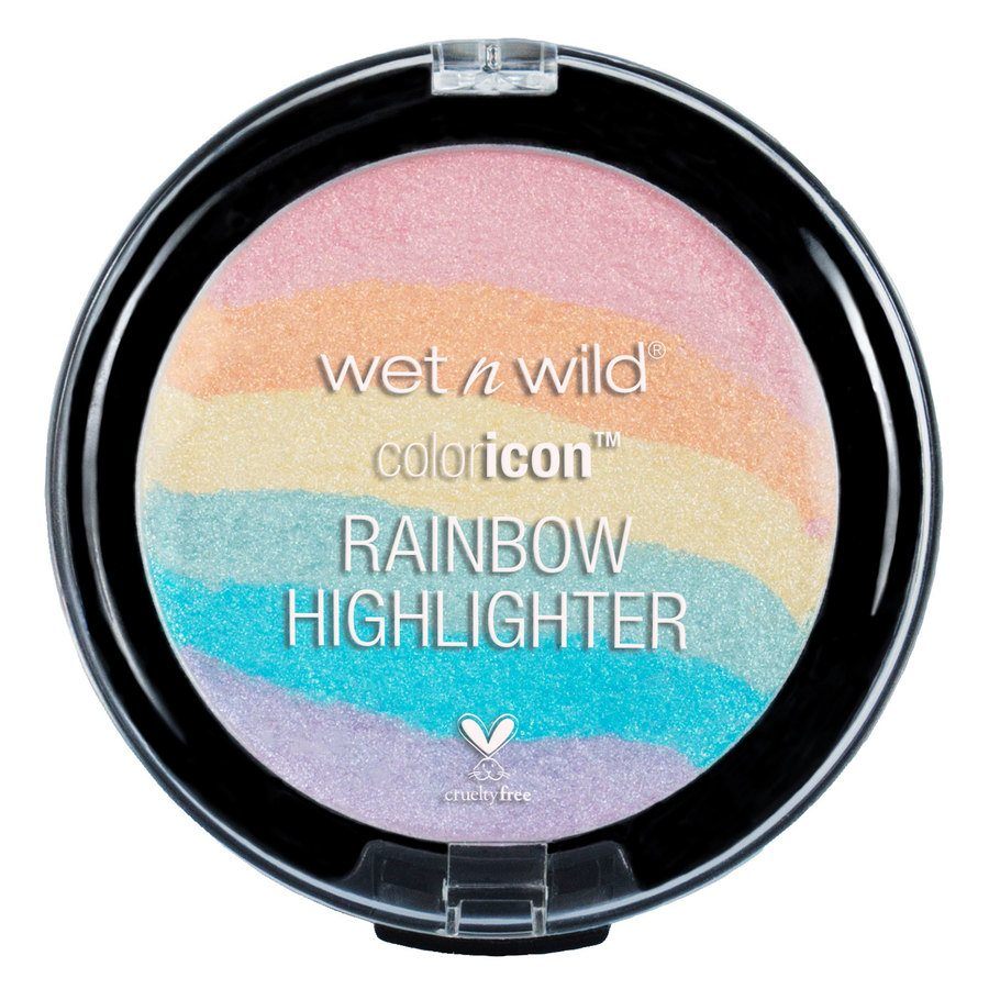 Wet`n Wild Color Icon Rainbow Highlighter Unicorn Glow