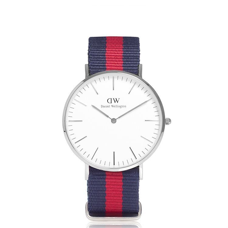 Daniel Wellington Classic Oxford Silver 36mm 0601DW
