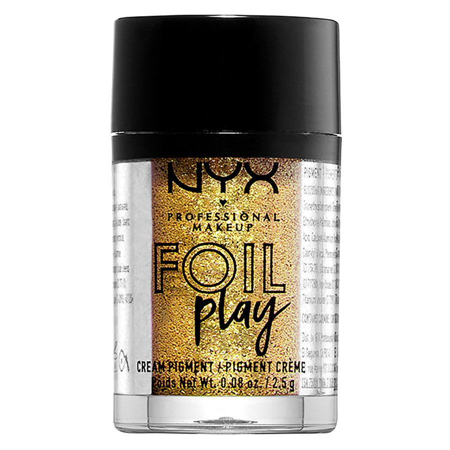 NYX Professional Makeup Foil Play Cream Pigment Pop Quiz 2,5g