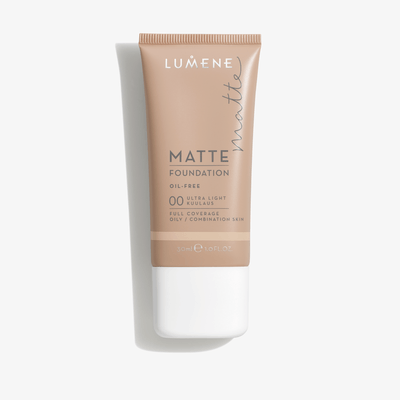 Lumene Matte Foundation 00 Ultra Light