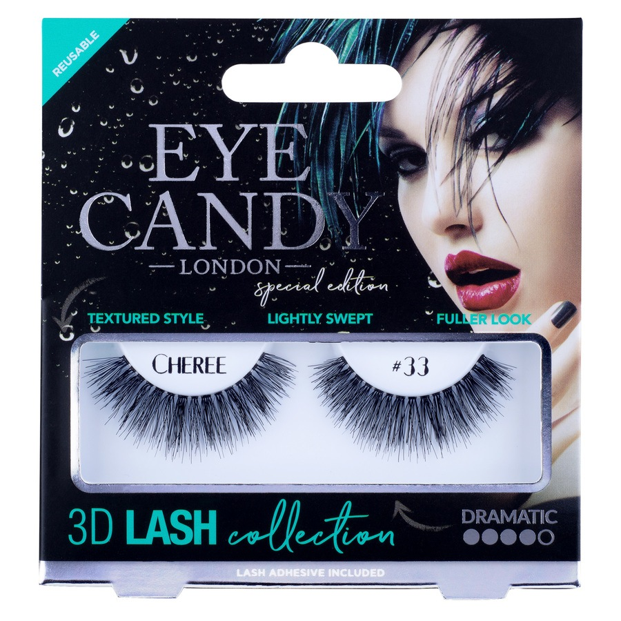 Eye Candy 3D Lash Collection - Cheree