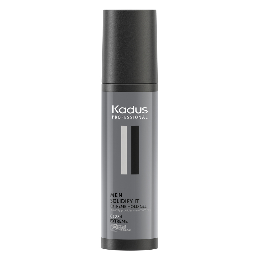 Kadus Professional Men Solidify It Extreme Hold Gel 100 ml