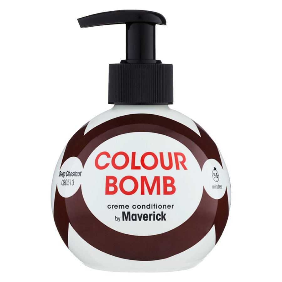 Colour Bomb Farvebalsam Deep Chestnut 250 ml