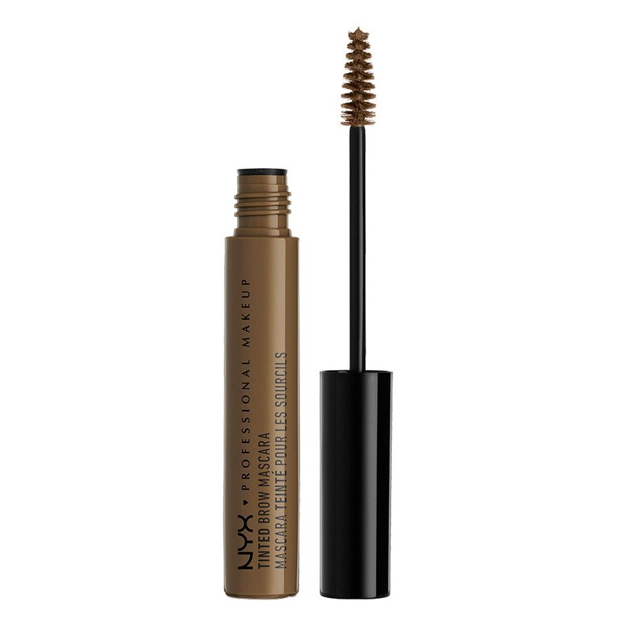 NYX Professional Makeup Tinted Brow Mascara Brunette TBM03