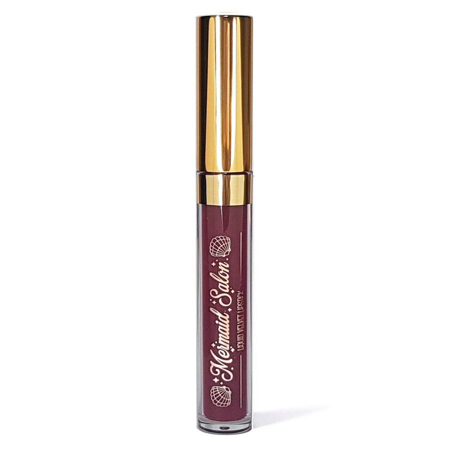 Mermaid Salon Liquid Velvet Lipstick Into The Woods 6g