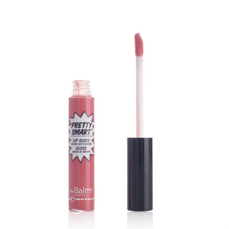 theBalm Pretty Smart Lip Gloss Bam