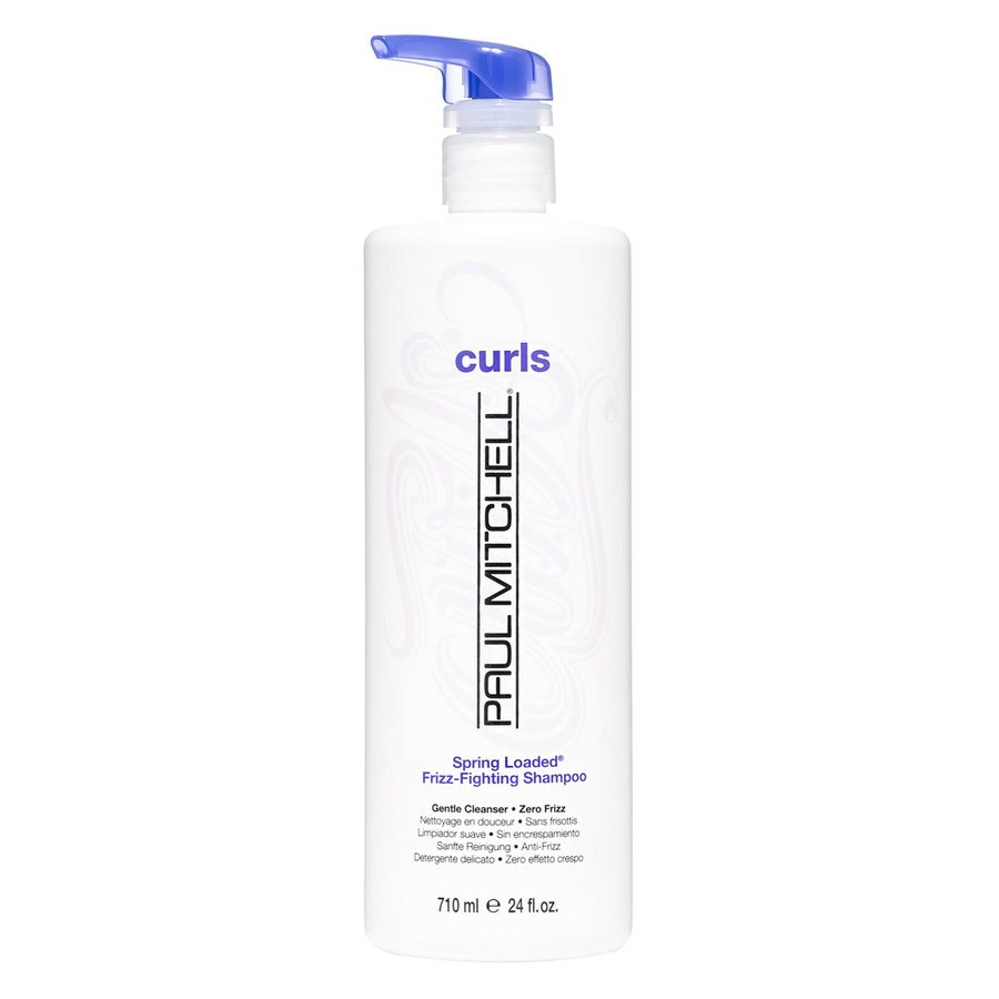 Paul Mitchell Curls Spring Loaded Frizz-Fighting Shampoo 710ml