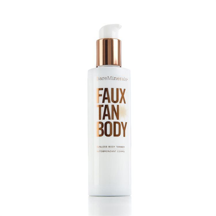 Bare Minerals Faux Tan Body Sunless Tanner 177ml