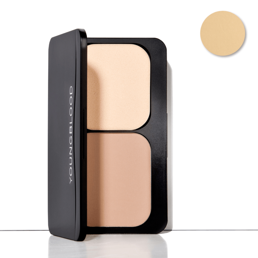 Youngblood Pressed Mineral Foundation Soft Beige 8g