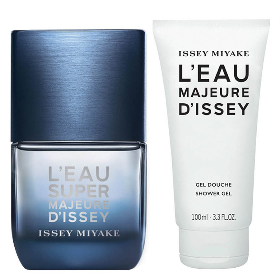 Issey Miyake L'Eau Super Majeure D'Issey Gavesæt
