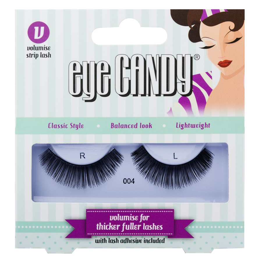 Eye Candy Volumise Strip Lash 004