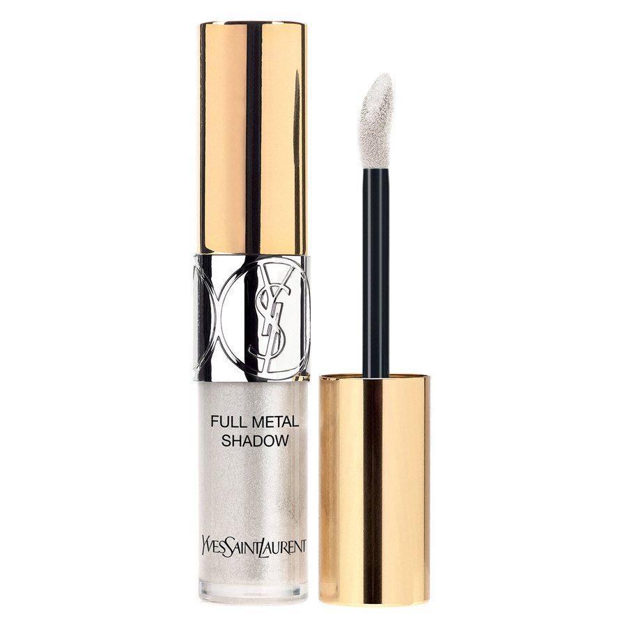 Yves Saint Laurent Full Metal Shadow Liquid Eyeshadow #2 Eau d'Argent
