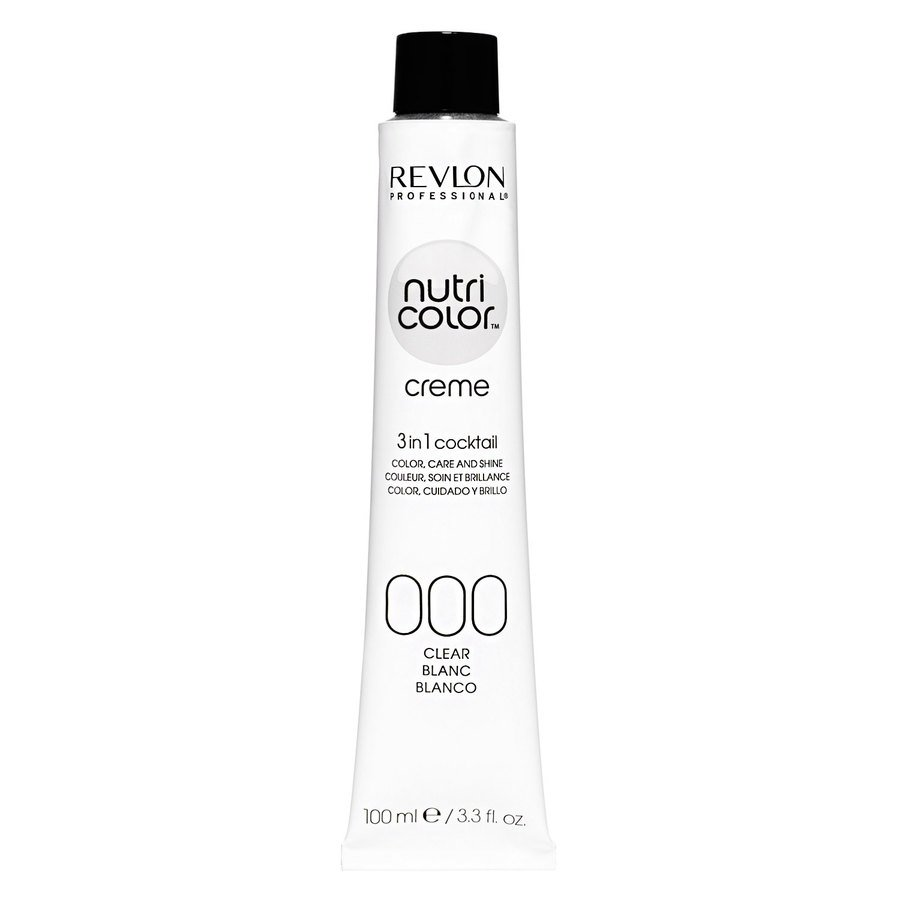 Revlon Professional Nutri Color Creme #000 White 100ml
