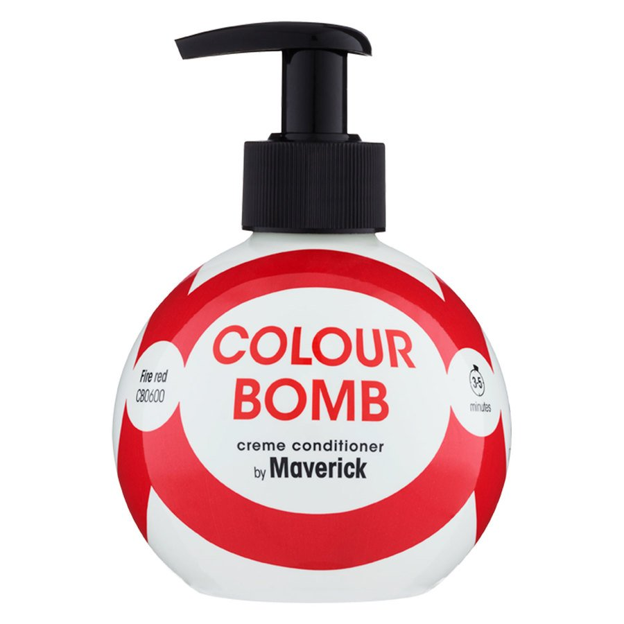 Colour Bomb Farvebalsam Fire Red 250 ml