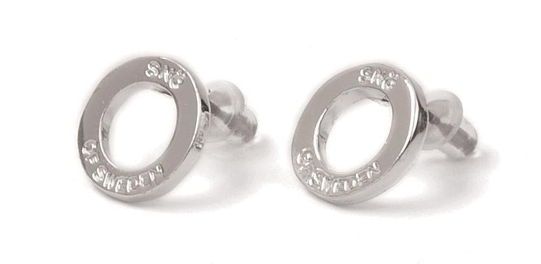 Snö Of Sweden Hege Small Earring Silver
