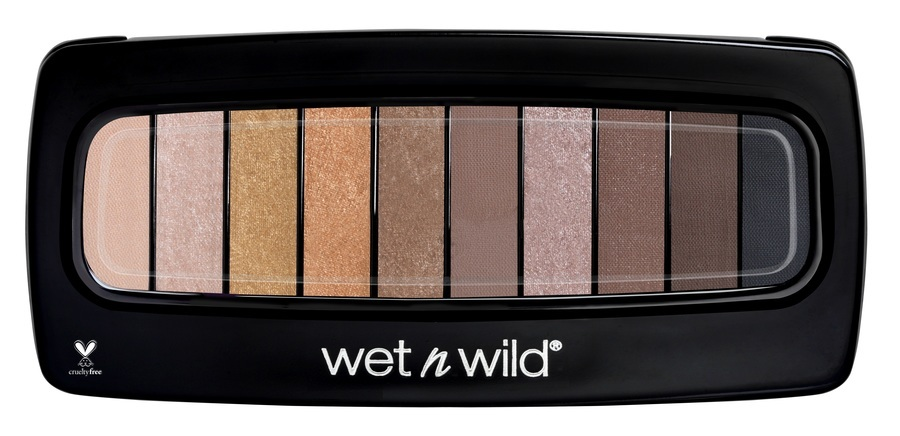 Wet n Wild Photofocus 10-Pan Studio Eyeshadow Palette Coming in Latte EA229