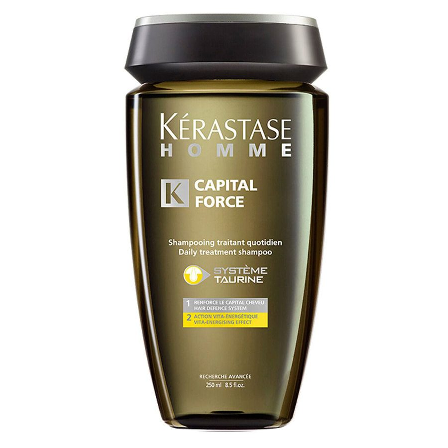 Kérastase Homme Capital Force Daily Treatment Energetique Shampoo 250ml