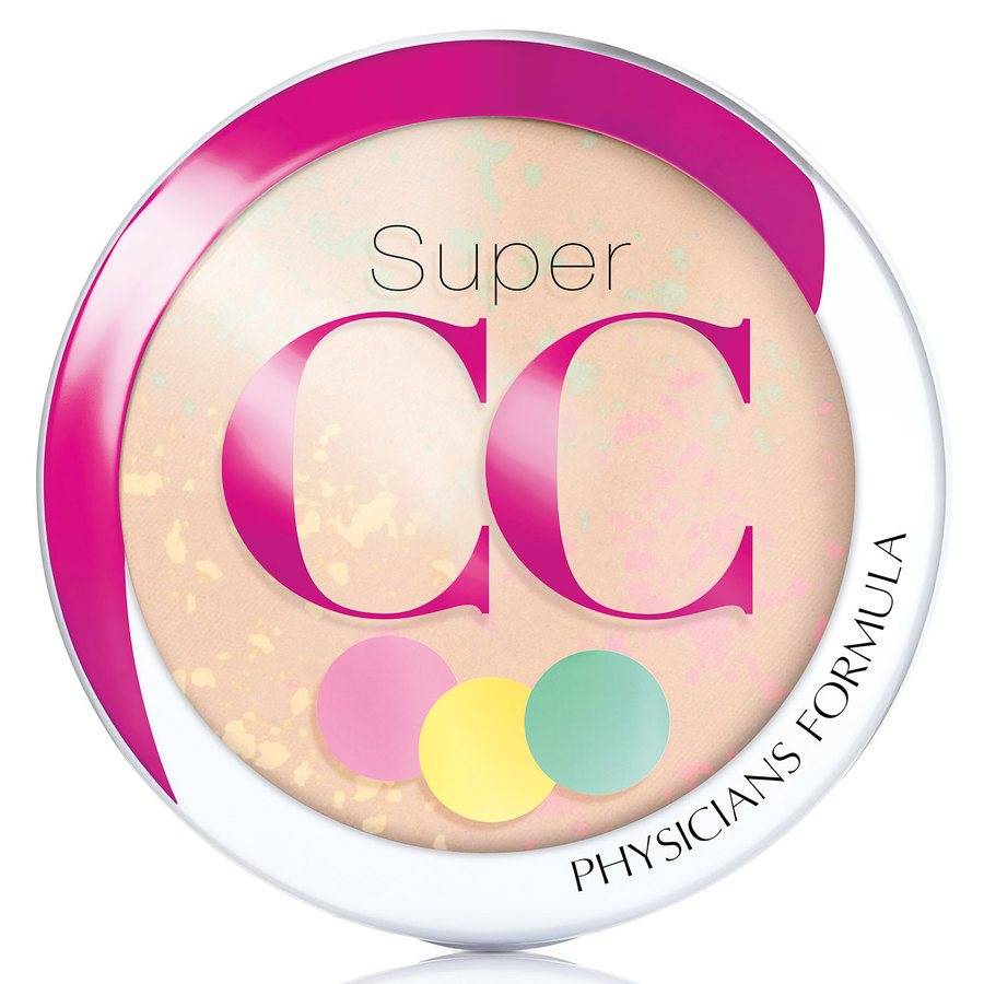 Physicians Formula Super CC Color-Correction + Care Powder SPF 30 Light/Medium 8,5g
