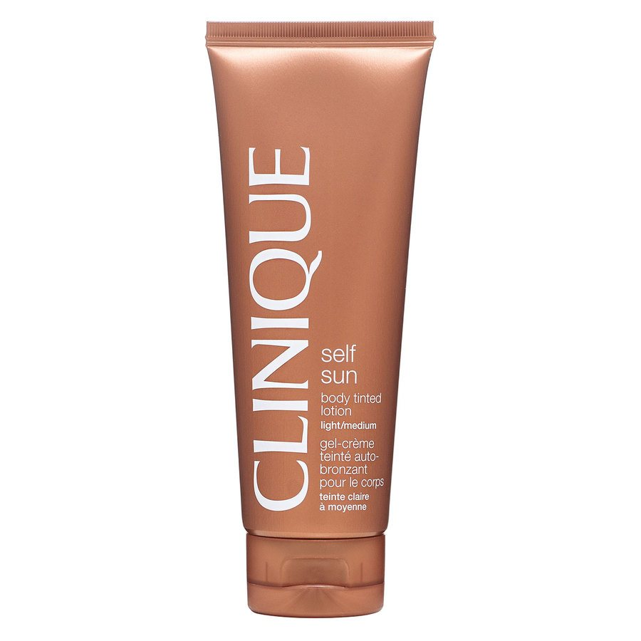 Clinique Self Sun Body Tinted Lotion Light-Medium 125ml