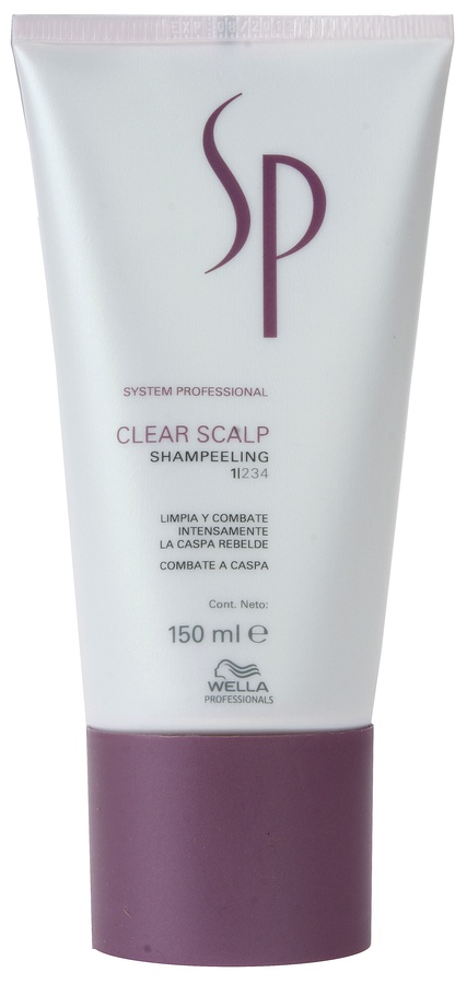 Wella SP Clear Scalp Shampeeling 150ml