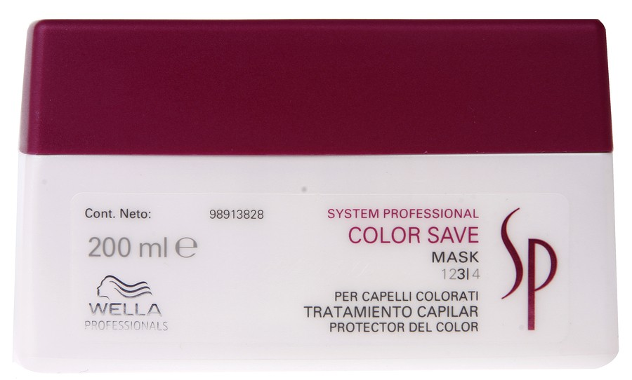 Wella SP Color Save Mask 200ml