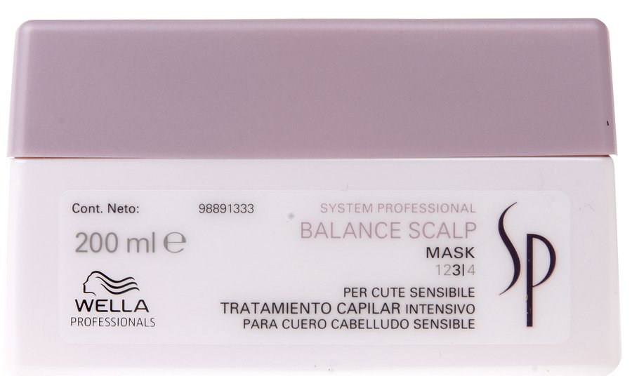 Wella SP Balance Scalp Mask 200ml