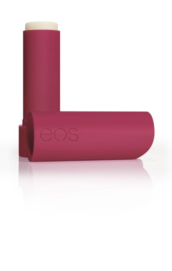 EOS Evolution Of Smooth Clear Lip Balm Pomegranate Raspberry