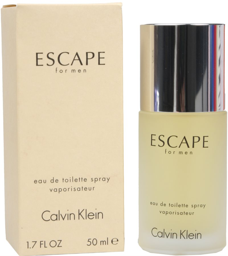 Calvin Klein Escape Eau De Toilette For Men 50ml