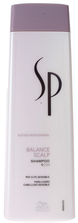 Wella SP Balance Scalp Shampoo 250ml