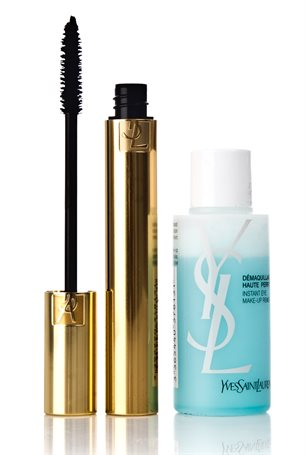 Yves Saint Laurent - Mascara Volume Effet Faux Cils Black + Instant Eye Make Up Remover